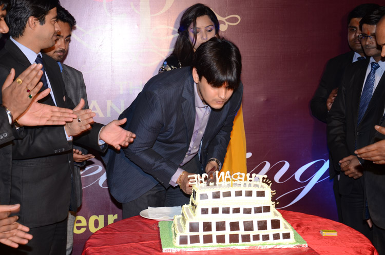Cake Cutting By M.D. Sir